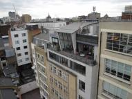 Penthouse for sale in Hatton Garden, London