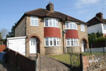 3 bed semi detached property to rent in Melbourne Road...