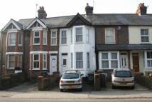 3 bedroom Terraced house in Hughenden Road...