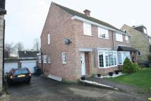 3 bedroom semi detached house in Copes Shroves...