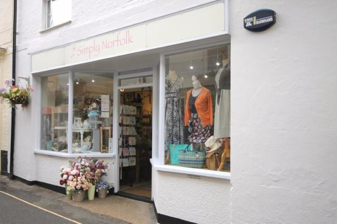 Retail Property High Street For Sale In Staithe Street