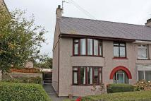 3 bed semi detached home in Mount Pleasant, Holyhead...