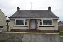 Detached Bungalow for sale in High Street, Bryngwran...