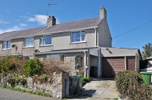 semi detached house for sale in Maes Llewelyn, Aberffraw