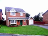 3 bedroom Detached property in Pen Derwydd, Llangefni...