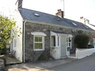 semi detached property for sale in Carreglefn, Amlwch...