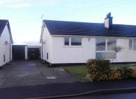 2 bed Semi-Detached Bungalow in Tyn Rhos Estate, Gaerwen...