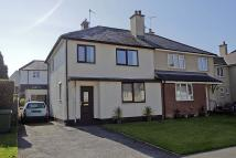 3 bedroom semi detached home for sale in Ffordd Dolafon...