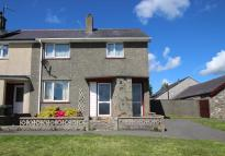 3 bed End of Terrace house for sale in Pencraig, Llangefni...