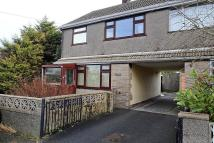 semi detached house in Lon Groes, Gaerwen...