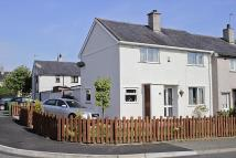 End of Terrace property for sale in Pennant, Llangefni...