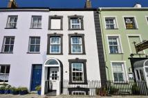 Terraced home in Segontium Terrace...