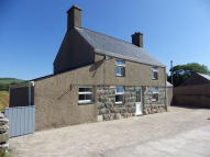 Farm House in Llanarmon, Pwllheli...