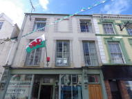 Flat to rent in High Street, Caernarfon