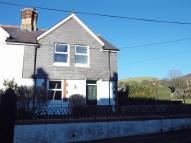 semi detached property in Nantlle, Caernarfon