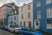 Terraced home for sale in Market Street...
