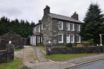 4 bedroom Detached house in Ynys Wen, Llanberis...