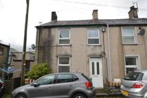 End of Terrace home in Water Street, Llanberis