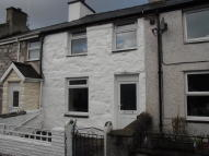 2 bed Terraced house in Groeslon Terrace...
