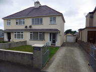 2 bedroom semi detached property to rent in Dinas, Caernarfon...