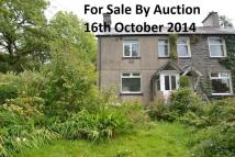 semi detached home for sale in Cwmbowydd Road...