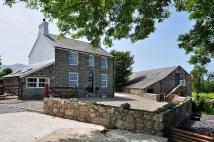 Farm House for sale in Pontllyfni, Caernarfon...