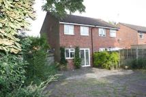 2 bed semi detached property in Wendover