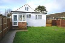 Semi-Detached Bungalow in Weston Turville