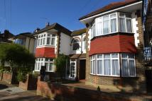 semi detached home in Gordon Road...