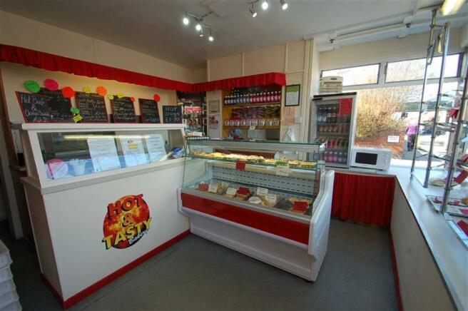 Shop 1 Interior