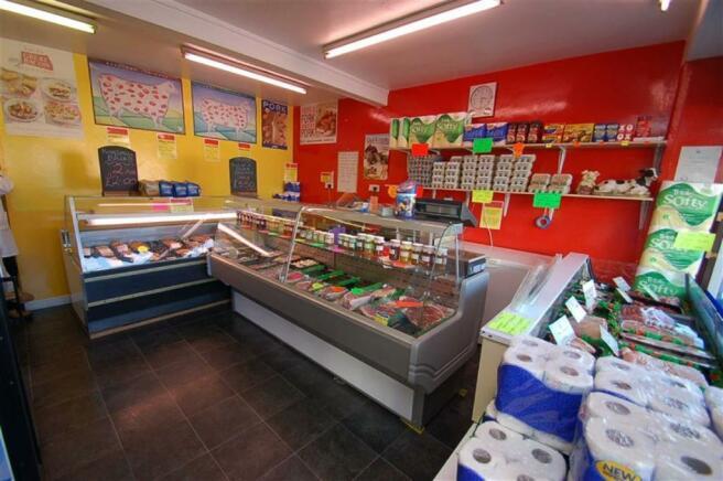 Shop 3 Interior
