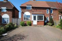 2 bed semi detached home in Sewerby Cresent...