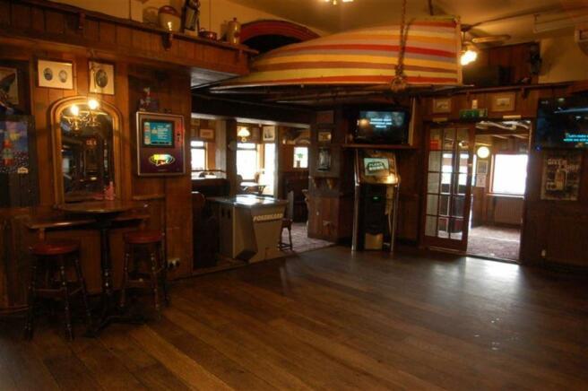 The Tiki Bar