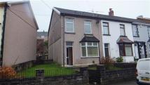 4 bed End of Terrace house in Mikado Street, Penygraig...