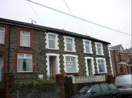 4 bed Terraced house in Aberdare Road, Abercynon...