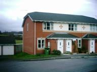 2 bedroom semi detached house to rent in Parc Bryn Derwen...