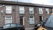 Terraced home in John Street, Pentre