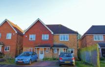 semi detached house in Earley, Reading