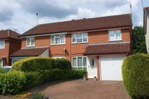 semi detached property for sale in Woodley, Berkshire.