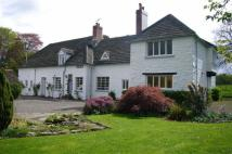 Detached home in Abergavenny