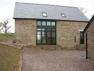 Barn Conversion to rent in Abergavenny...