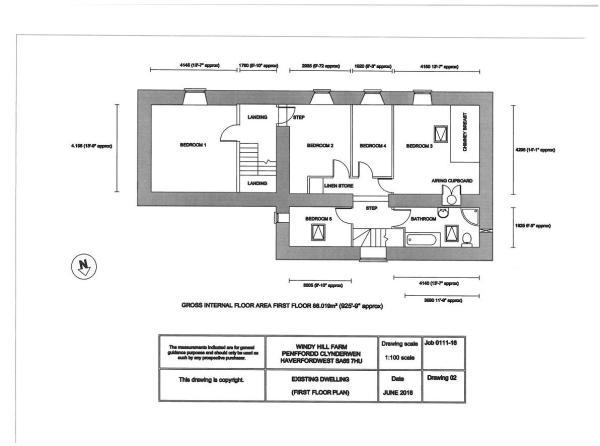 First floor plan [90