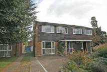 3 bedroom semi detached property in High Tree Close...