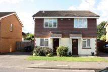 2 bedroom semi detached house to rent in Marshall Place, New Haw...