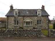 3 bed Detached property in Rosehall, Lairg...