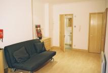 Studio flat in Sutherland Avenue...