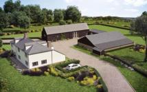 Detached home for sale in Fernhall Lane...
