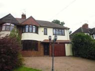 Coleshill semi detached house to rent