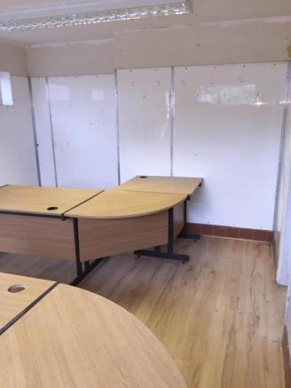 Internal with white boards