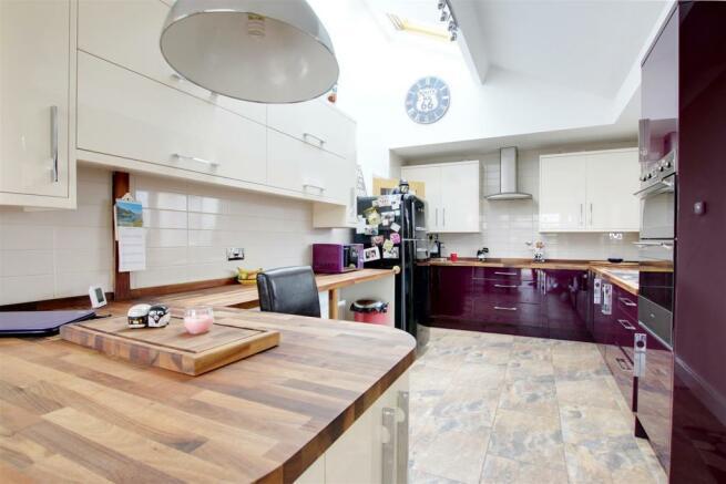Open Plan Kitchen/Diner/Lounge